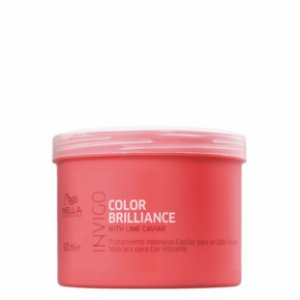 Wella Pro Invigo Brilliance Máscara 500ml