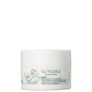 Wella Pro Nutri Curls Máscara 150ml