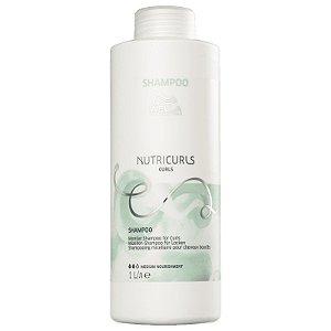 Wella Pro Nutri Curls Shampoo 1000ml