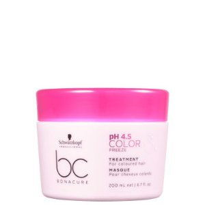 Schwarzkopf BC Bonacure pH4 Color Freeze Máscara 200ml