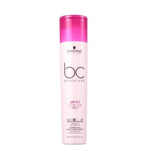 Schwarzkopf BC Bonacure pH4 Color Freeze Micellar Silver Shampoo 250ml