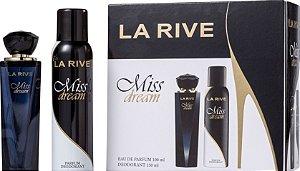 La Rive Miss Dream Kit (EDT 100ml + Desodorante 150ml)
