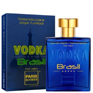 Paris Elysees Vodka Brasil EDT 100ml