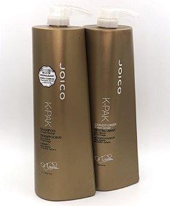 Joico K-Pak Kit (Shampoo 1000ml + Condicionador 1000ml)