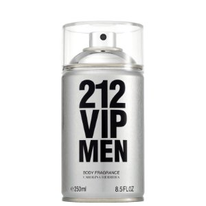 Carolina Herrera 212 VIP Men Body Frangance 250ml