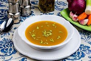 DX7MS - Sopa de legumes detox