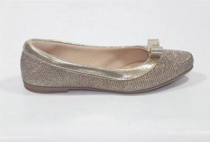 Sapatilha Infantil Menina Shoes 6.602 - Gliter