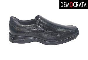 Sapato Social Masculino Democrata 448027 - Air - Preto