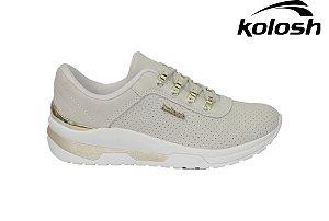 Tênis Feminino Kolosh C2241 - Fibra