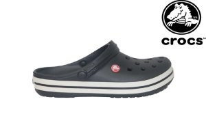 Crocs Adulto 11016 - Crocband - Preto