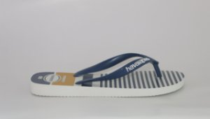 Chinelo Masculino Havaianas Top Nautical - Branco