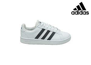 Tênis Feminino Adidas EE7968 - Grand Court - Branco