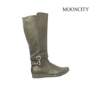 Bota Mooncity Rasteira - 71063 - Marrom