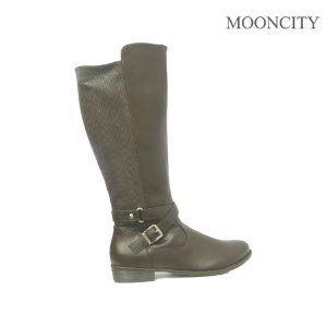 Bota Mooncity Montaria - 72081 - Marrom