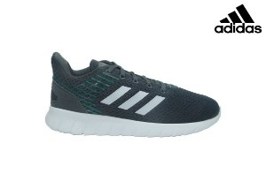 Tênis Adidas Masculino EE8447 - Asweerun - Preto