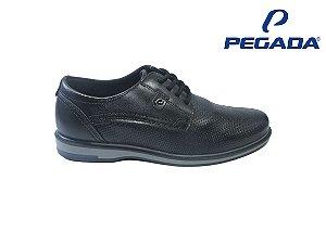Sapato Casual Pegada 125103 - Preto