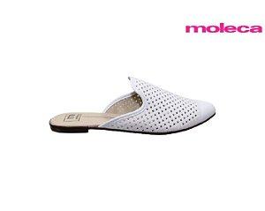 Mule Moleca 5444.319 - Branco