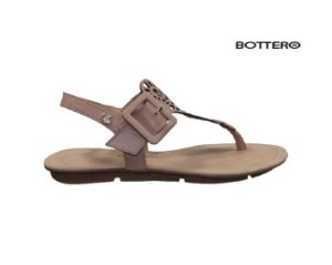 Sandalia Rasteira Bottero 321701 - Brown