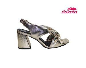 Sandalia Casual Dakota Z7052 - Champanhe