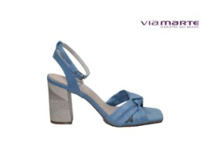Sandalia Casual Via Marte 20-15756 - Napa Soft
