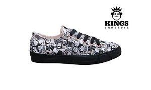 Tênis Feminino Kings KG0045 - Rosa