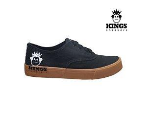 Tênis Masculino Kings KG0004 - Preto