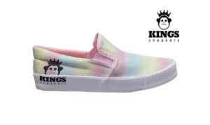 Tênis Feminino Kings KG0042 - Degrade