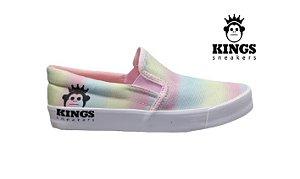 Tênis Feminino Kings KG0042 - Degrade