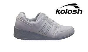 Tênis Feminino Kolosh C0310 - Branco