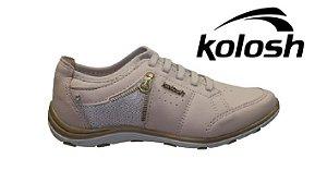 Tênis Feminino Kolosh C1266 - Blush