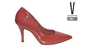 Scarpin Feminino Vizzano 1184.1201 - Verniz Blush