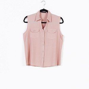Camisa 02 Bolsos S/M
