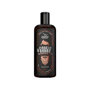Shampoo Cabelo e Barba Homem