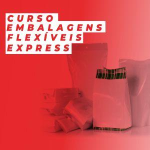CURSO EMBALAGENS FLEXÍVEIS EXPRESS