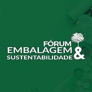 Fórum Embalagem & Sustentabilidade 2021 (c/Kit de Referência em Embalagens + livros)