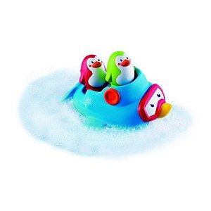 Brinquedo de Banho Infantino Pinguins