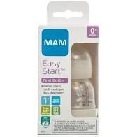 MAMADEIRA MAM EASY START - 130ML (0+ MESES) - NEUTRA