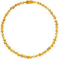 EAN 7897070187556 - COLAR DE AMBAR BAROQUE Honey 32cm