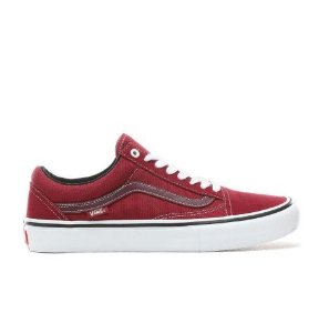TÊNIS VANS OLD SKOOL PRO RUMBA RED