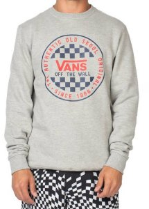 MOLETOM VANS OG CHECKER CREW