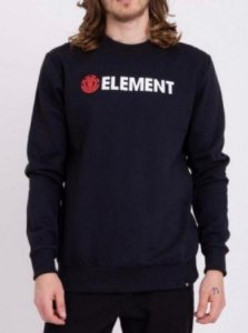 MOLETOM ELEMENT BLAZIN PRETO