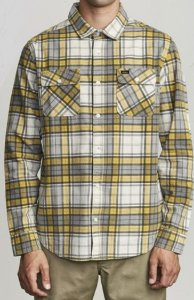 CAMISA RVCA ML PANHANDLE FLANNEL