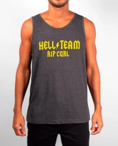 REGATA RIP CURL HELL TEAM CINZA