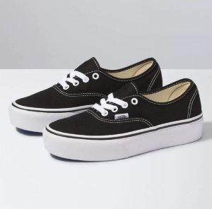TÊNIS VANS AUTHENTIC PLATFORM
