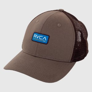 BONÉ RVCA TICKET TRUCKER
