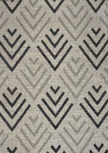 Tapete Sisal Natural Flecha/B