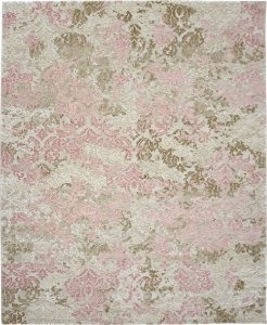 Tapete Antique 1,47 X 1,90 Des/02 Rose