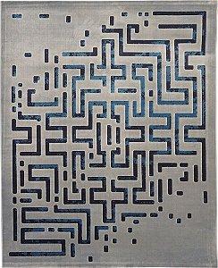 Tapete Lamour 2,00 X 2,50 F/L Blue 04/53