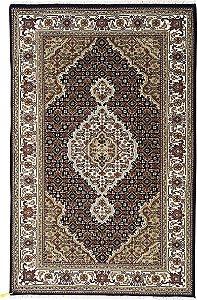 Tapete Tabriz Mahi 0,97 X 1,50 Indiano L0066614