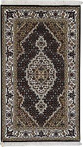Tapete Tabriz Mahi 0,78 X 1,24 Indiano L0066659